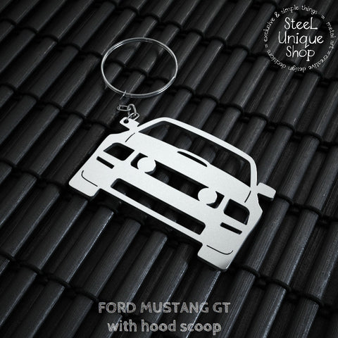 Ford Mustang 07 GT Keychain