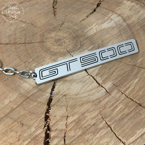 Ford Mustang GT500 Keychain