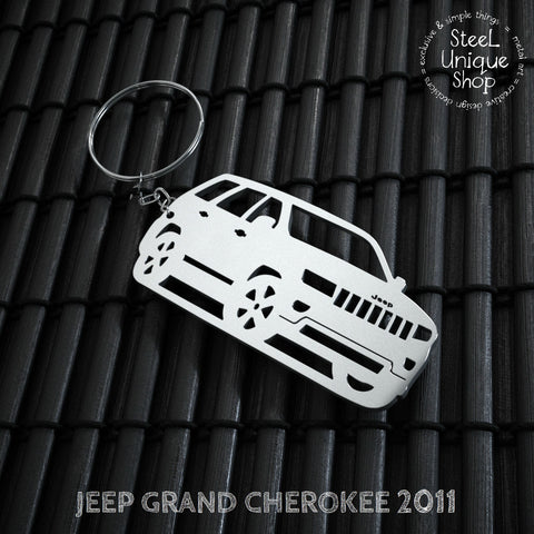Jeep Grand Cherokee 2011 Keychain