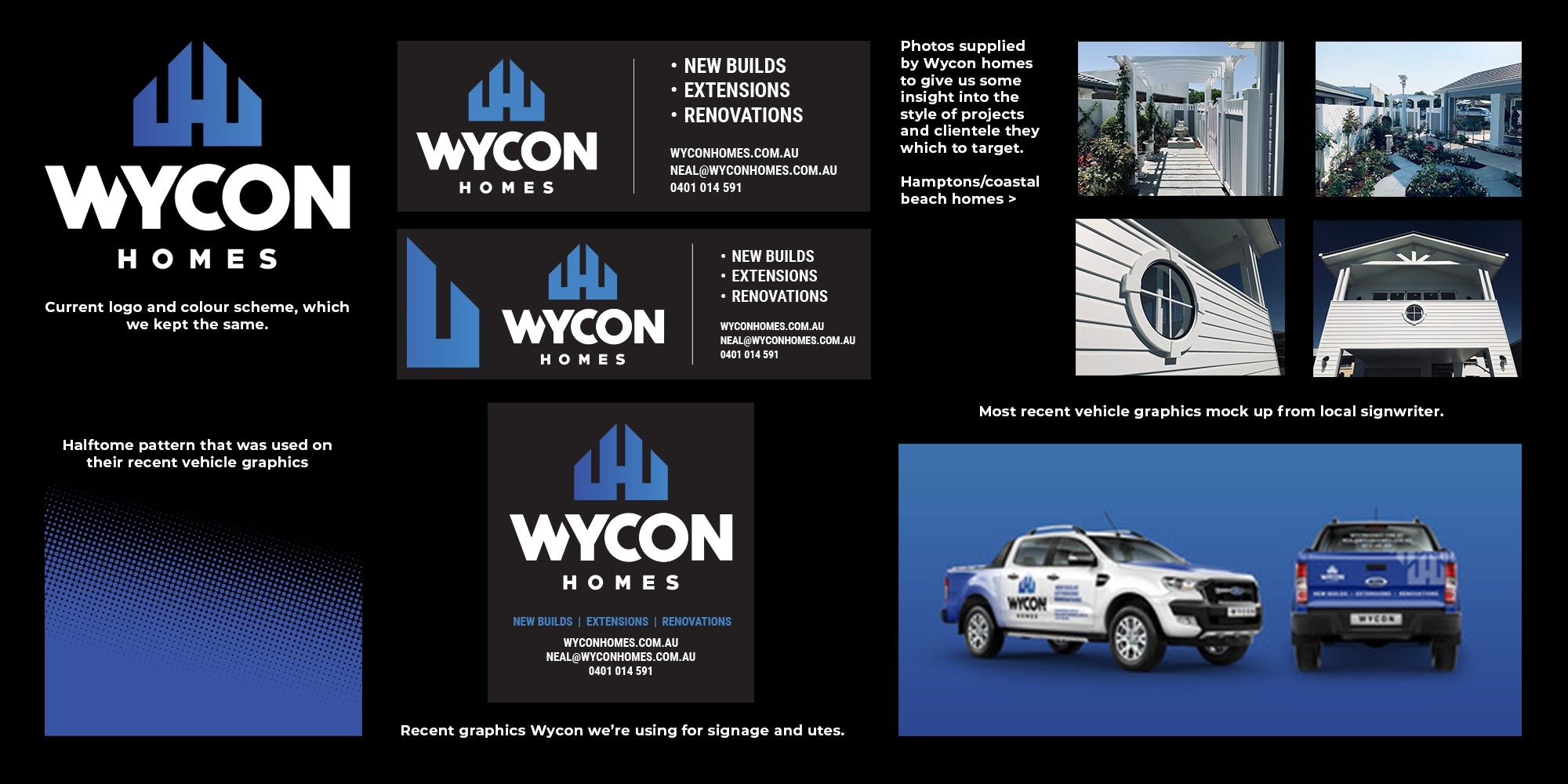 Tradie Packs Case Study | Wycon Homes