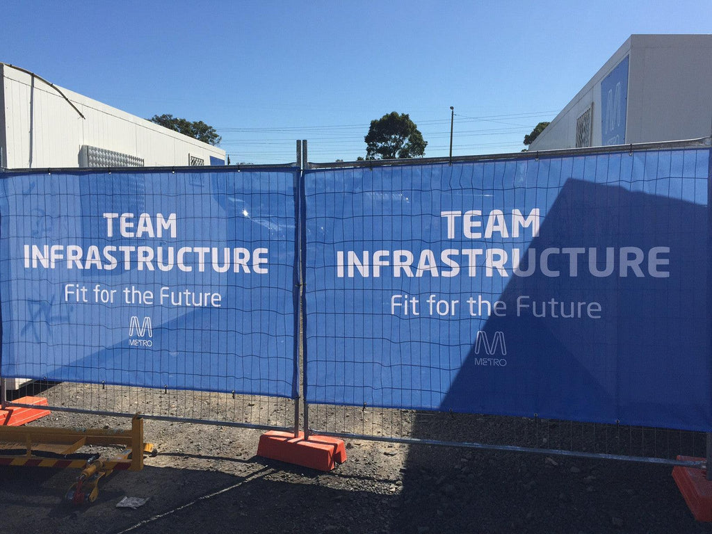 Banner Mesh Panels - Tradie Packs