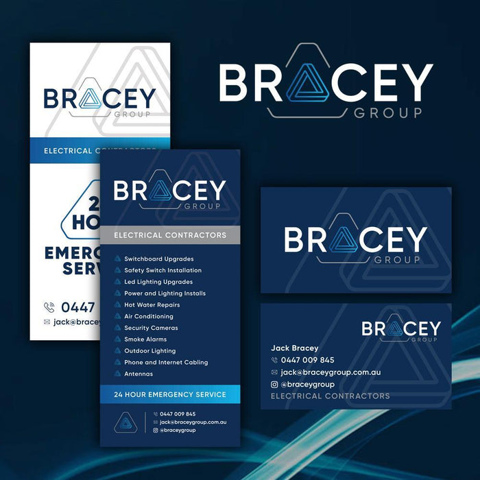 Bracey Group DL Flyer - Tradie Packs