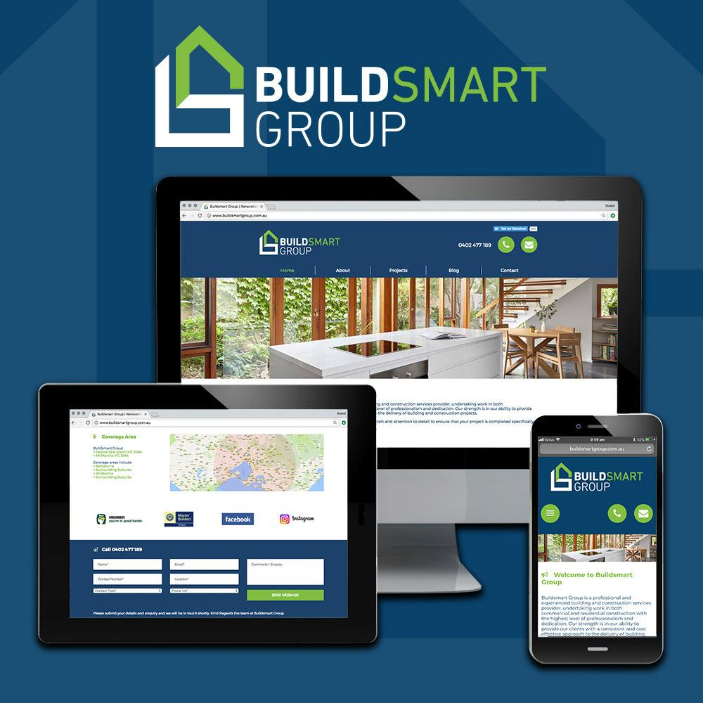 Builders Multi Page Wordpress Website