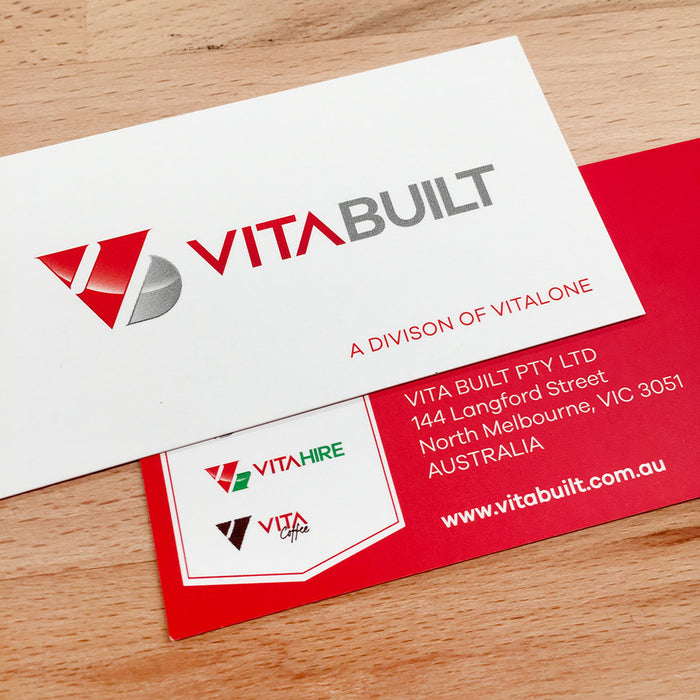 Builders Business Cards - Tradie Packs