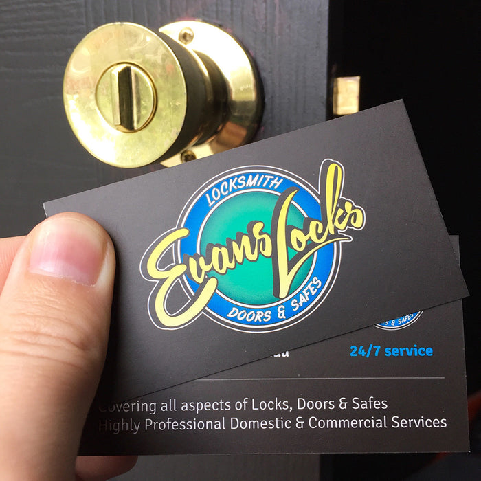 Locksmith Business Cards - Tradie Packs