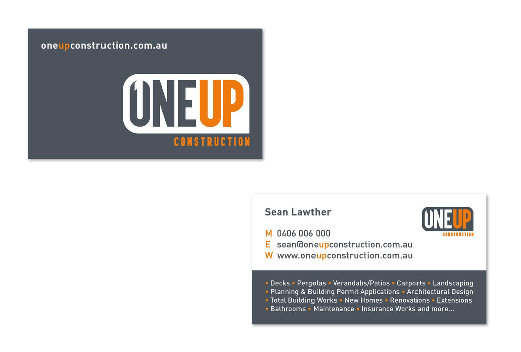 Carpenters Business Cards - Tradie Packs