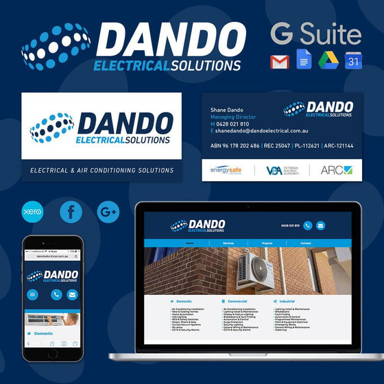 Tradie Pack #4 - Dando Electrical