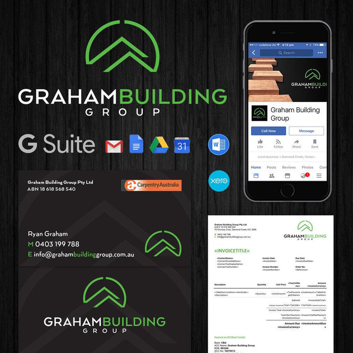 Tradie Pack #2 - Graham Building Group