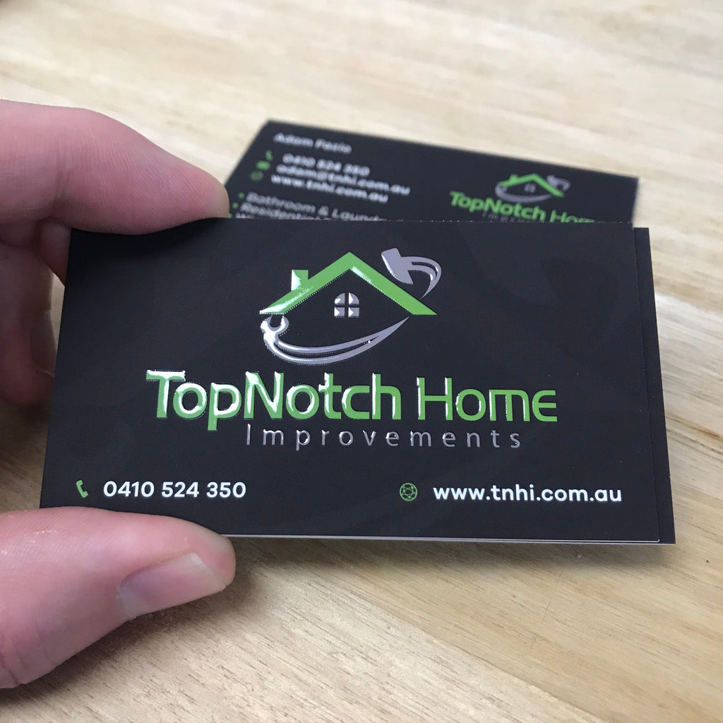 Premium Business Cards For Tradies Tradie Packs Online Pty Ltd