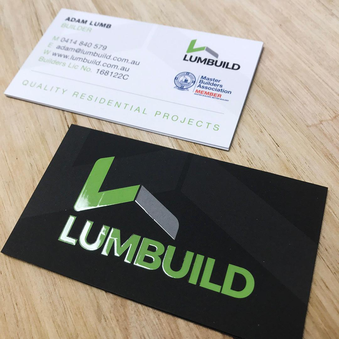 Premium Business Cards for Tradies - Tradie Packs