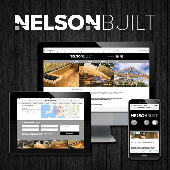 Builders Website - Tradie Packs