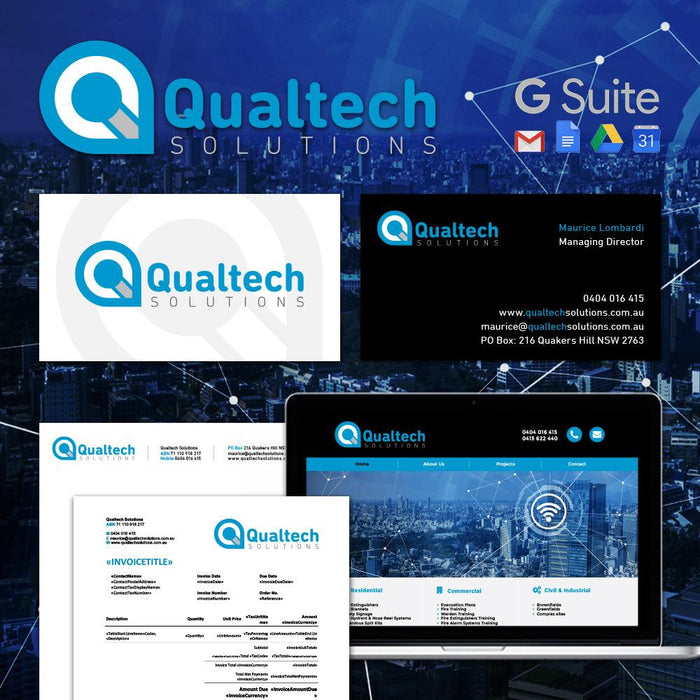Tradie Pack #4 - Qualtech Solutions