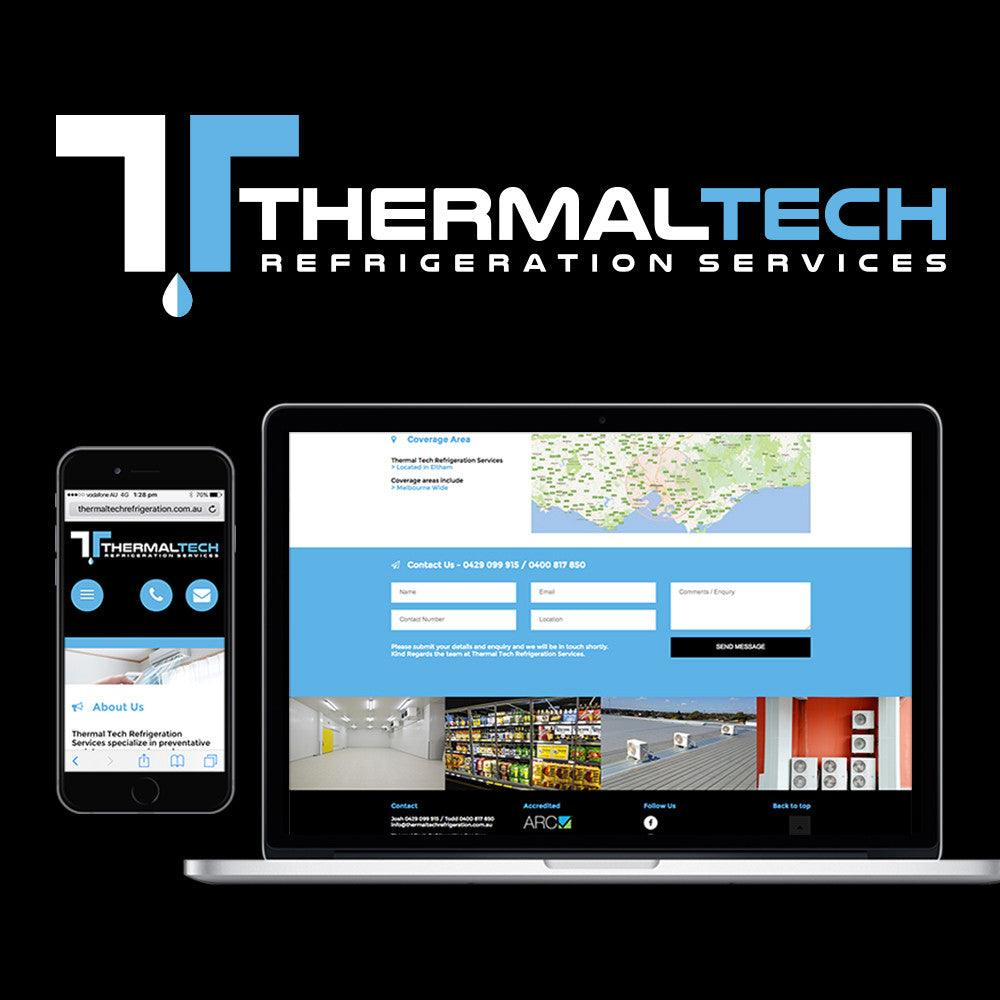 Refrigeration Website - Tradie Packs