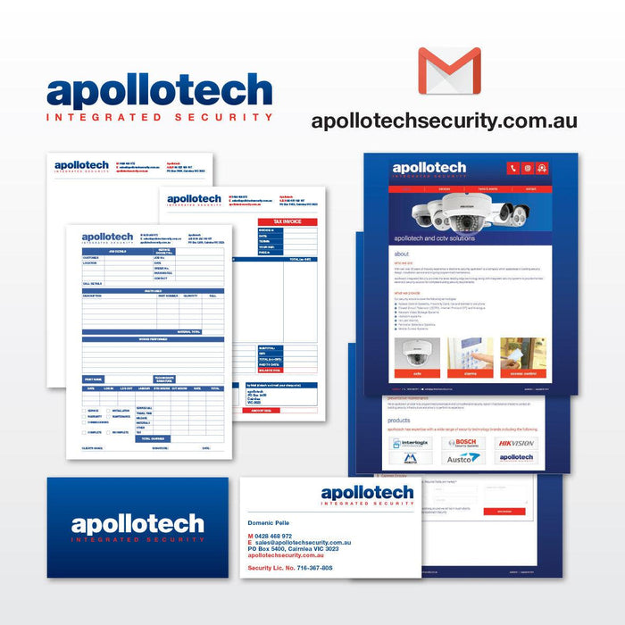 Apollotech Security - Tradie Packs