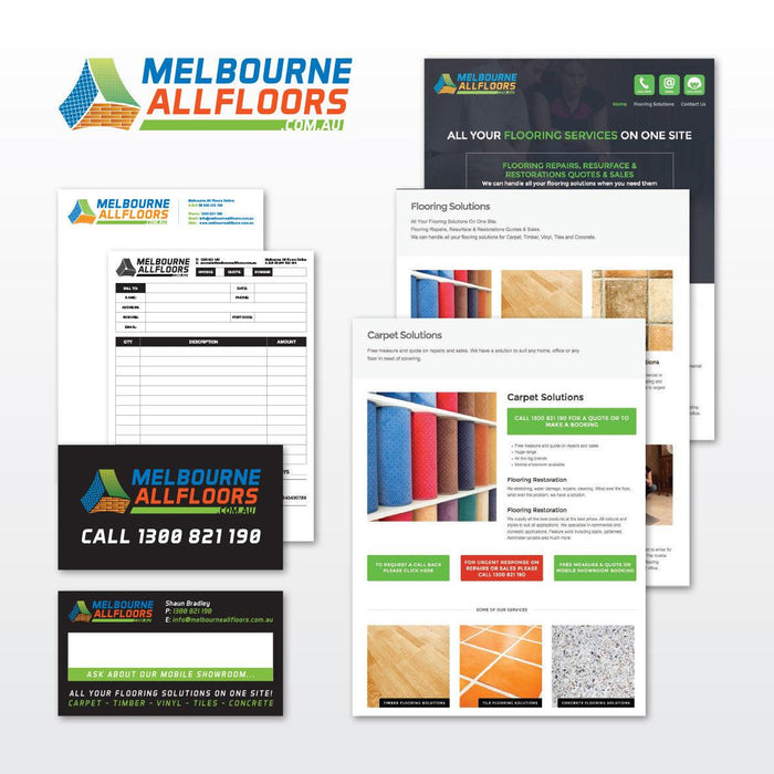 Melbourne All Floors - Tradie Packs