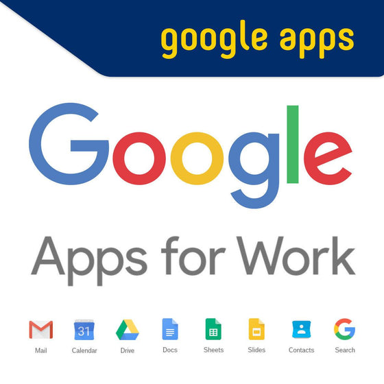 Google Apps for Work - Tradie Packs