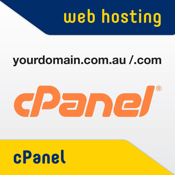 Web Hosting - Tradie Packs