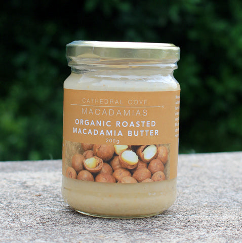 Roasted Macadamia Butter 200g