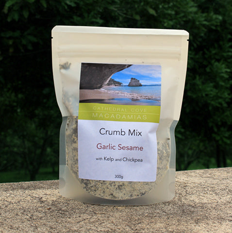 Garlic Sesame Crumb Mix with Kelp and Chickpea 300g