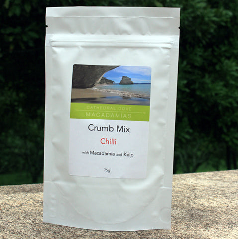 Chilli Crumb Mix with Macadamia and Kelp 75g