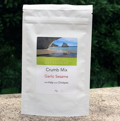 Garlic Sesame Crumb Mix with Kelp and Chickpea 75g