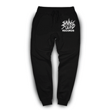 Savage Squad Records Joggers - Black