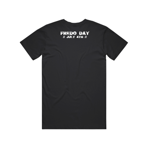 Fredo Day FS T-shirt - Vintage Wash