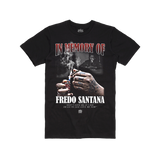 IN MEMORY OF BIG BOSS FREDO T-SHIRT