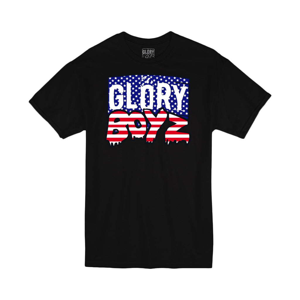 Official Glory Boyz T-shirt - Black