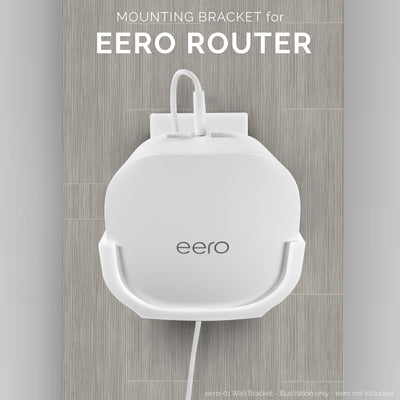 Angled Wall Mount for Eero Mesh WIFI