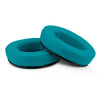 Headphone Memory Foam Earpads - Oval - Protein PU Leather (Various Colours)