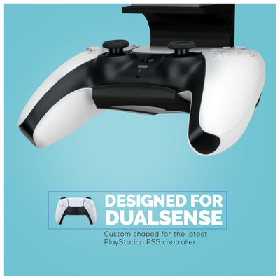 Under Desk Hanger For PlayStation 5 DualSense Game Controller