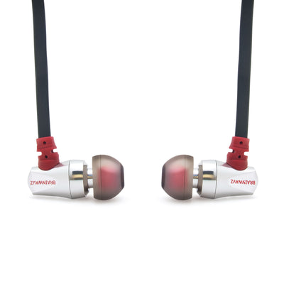 S3 IEM Noise Isolating Earphones with Clearwavz Remote and Microphone