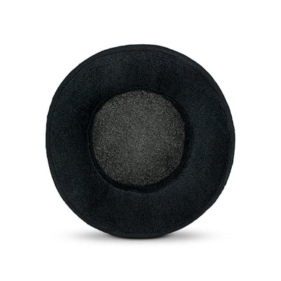 Headphone Memory Foam Earpads - Round - Velour