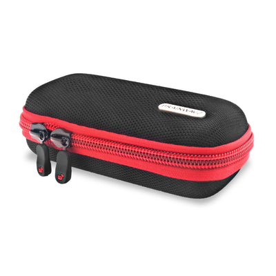 Earphone Hard Carrying Case Wide