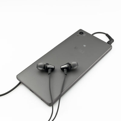 Jive IEM Earphones with Mic / Remote