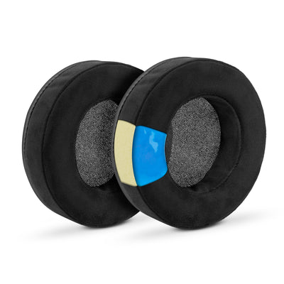 Brainwavz GEL Gaming Earpads - XL - Sheepskin Suede with Memory Foam
