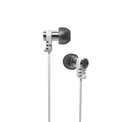 Omega IEM Noise Isolating Earphones With Microphone & Remote