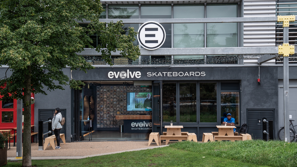 Evolve Skateboards UK: New London Showroom