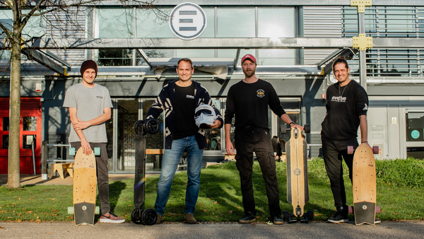 The Local Scene: Electric Skateboard in the UK