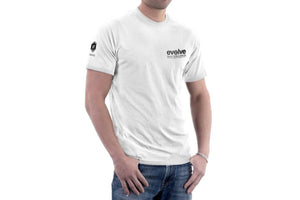 Evolve T-Shirt White
