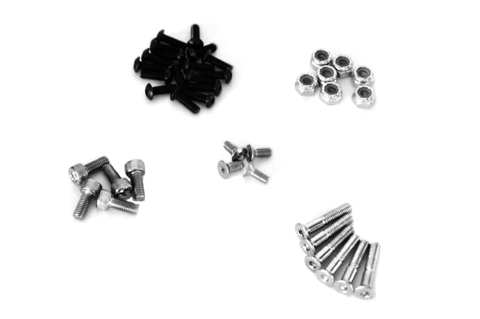 Spare Screws Set