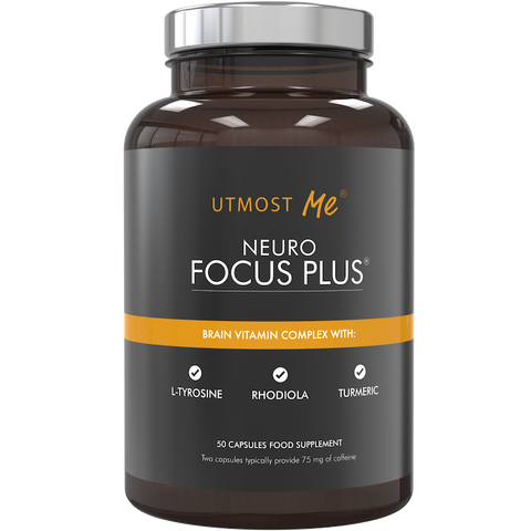 Neuro Focus Plus - Brain Vitamins & Natural Nootropics