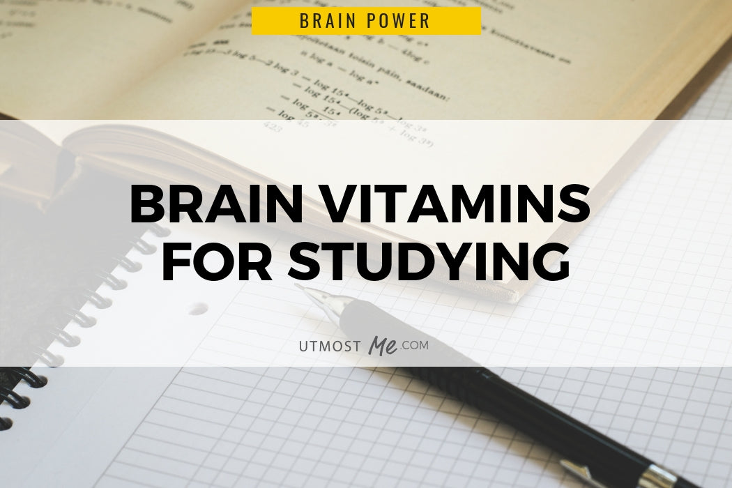 Brain Vitamins For Studying