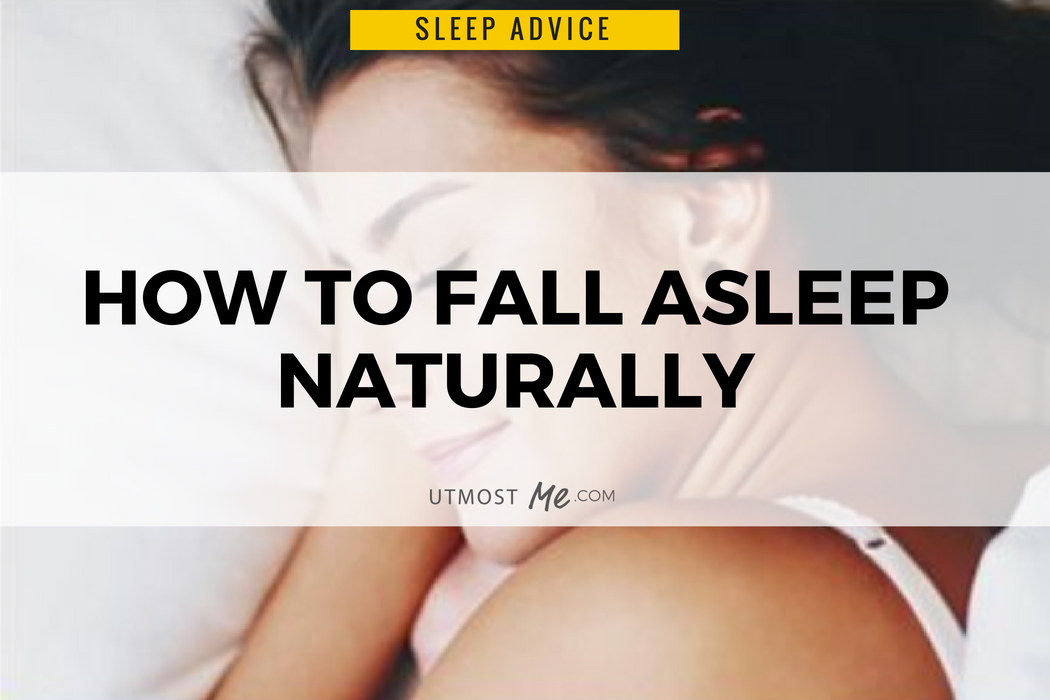 How To Fall Asleep Naturally