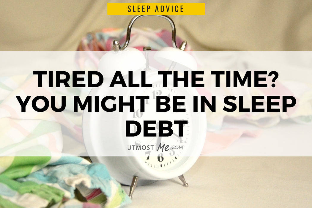 Are you in sleep debt?