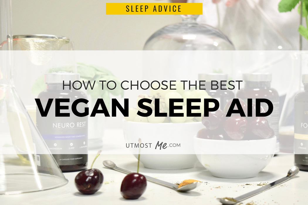 How to Choose the Best Vegan Sleep Aid