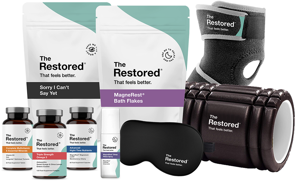 Restore Your Sleep, Nutrition & Movement