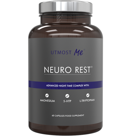 Neuro Rest bottle - natural sleep aid