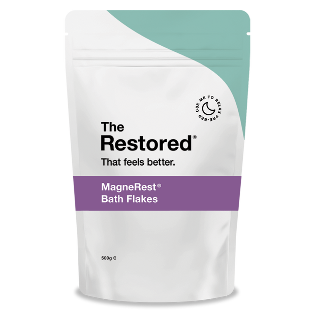 The Restored Bath Flakes